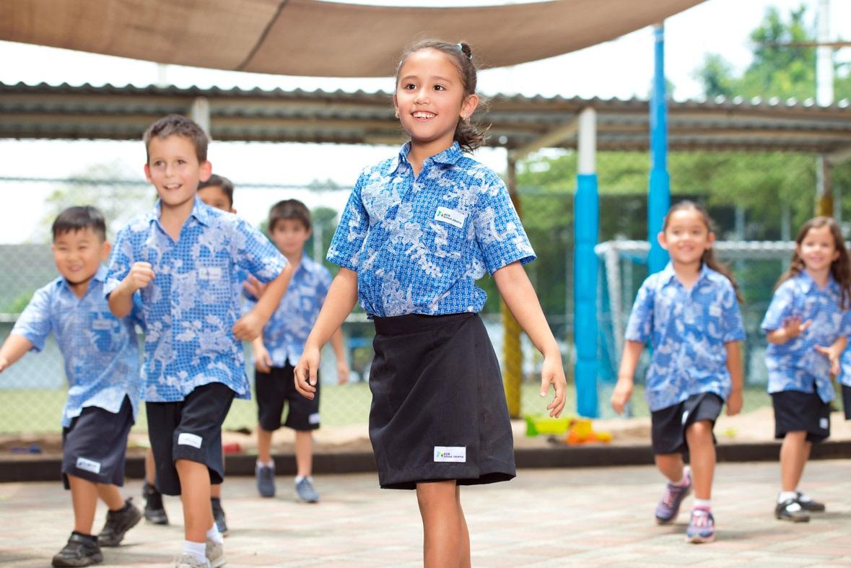 ジャカルタのインターナショナルスクール