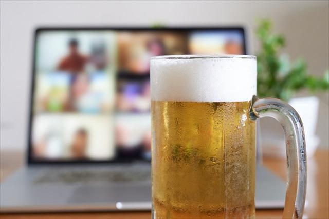 ZOOMとYouTubeを使用したオンライン飲み会