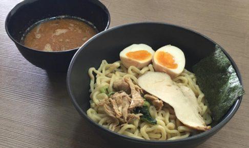ジャカルタのラーメン店清六屋のつけ麺