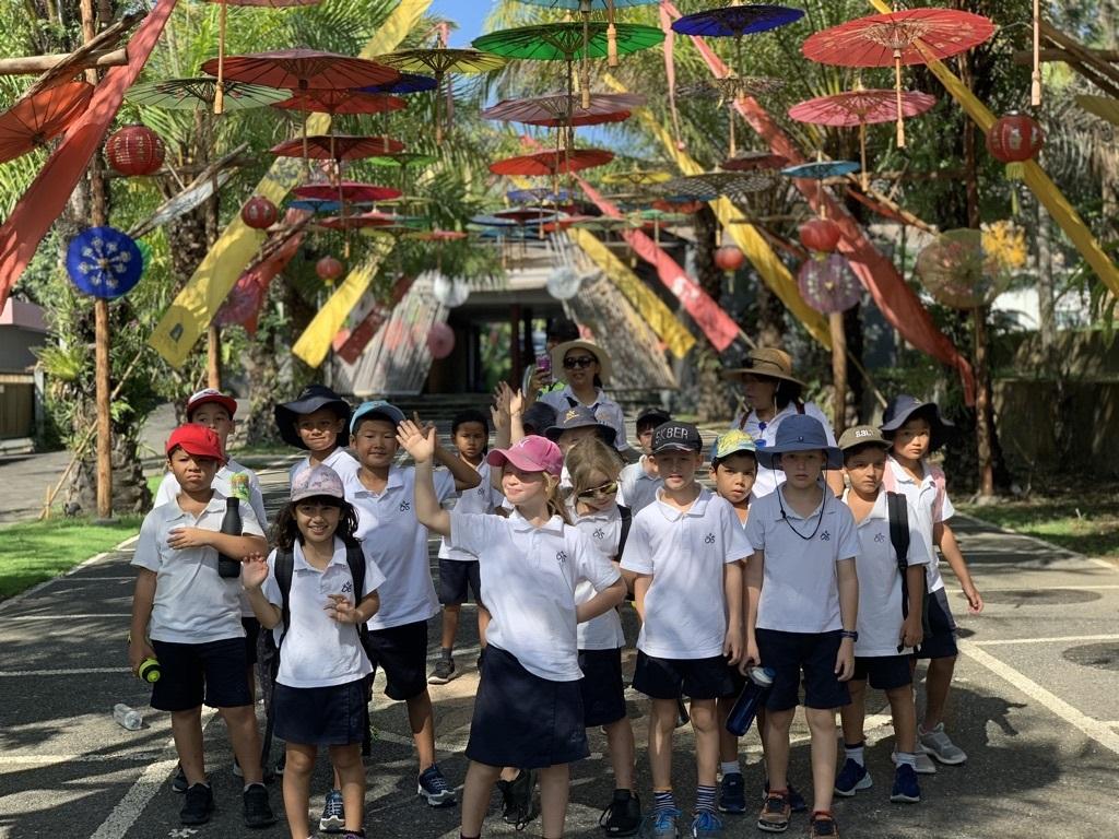 バリのインターナショナルスクールBIS